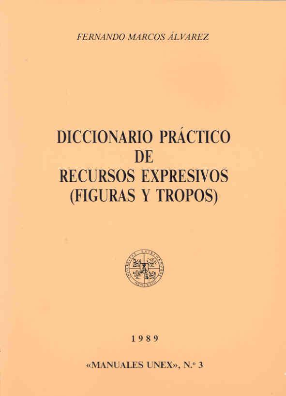 Diccionario práctico de recursos expresivos